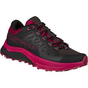 La Sportiva Karacal Shoes Women, black/red plum